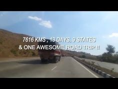 Road Trip India - South to North - YouTube