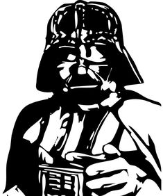 Star Wars Stencils - totally need to screen print this shit and make a quilt