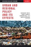 Urban and regional policy and its effects.