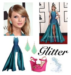 Grammy's Glitter Roots by tsoutfits on Polyvore