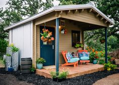 'A shoebox that feels bigger than it is': tiny homes for the homeless