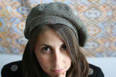 smunch: garbo hat
