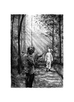 Thomas Pålsson – UntitledSerigrafi, 45 x 65cm, oplag: 15. Pris: 1.200 kr.