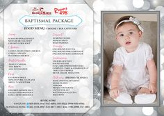 Baptismal Package Mandaluyong City - Philippines Buy and Sell Marketplace - PinoyDeal Christmas Party Venues, Best Chinese Restaurant, Debut Party, Events Place, Event Room, Free Ads, Event Venues, Corporate Events, Packaging