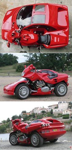 Like a Ferrari!