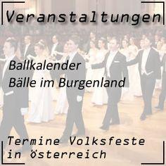 Quer durch Österreich werden fast schon das ganze Jahr Bälle angeboten, die meisten natürlich in der Faschingszeit. Das gilt auch für das Burgenland #burgenland #ball #tanzen Movies, Movie Posters, New Years Eve, Dance, Calendar, Films, Film Poster, Cinema, Movie