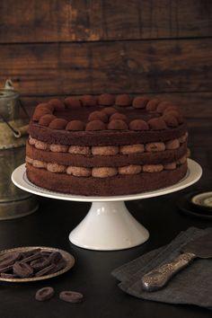 Perfect Birthday Chocolate Cake