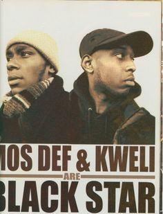 Mos Def & Talib Kweli are Black Star, music, style