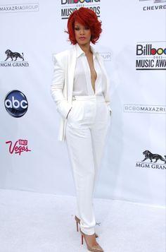 Rihanna Awards, Jumpsuit, Chic, Jackets, Dresses, Style, Fashion, Overalls, Shabby Chic