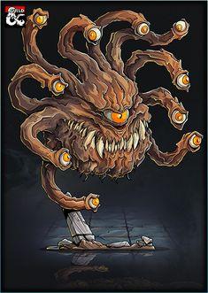 Fantasy Monster, Monster Art, Fantasy Images, Fantasy Art, Fantasy Creatures, Mythical Creatures, Printable Heroes, Dnd Mini, Eldritch Horror