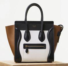 fa1e62dc17e0 Celine-Micro-Luggage-Tote-Tricolor-3200 Celine Bag Luggage