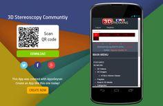 STEREOSCOPY :: 3D Stereoscopy Communtiy Android APP v2.0 (1/1) -