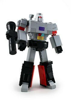G1 Megatron by MacLane