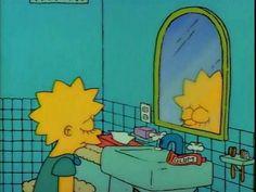 sad, simpsons, and the simpsons image Lisa Simpson, Simpson Wave, Cartoon Icons, Cartoon Memes, Los Simsons, Rick Und Morty, Collage Mural, Cartoon Profile Pictures, Sad Girl