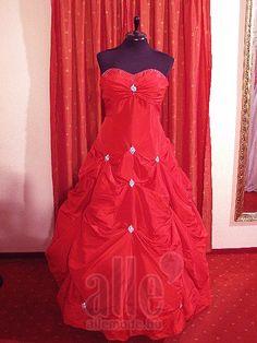 Esküvői ruha Outlet / Bizományi ★★★ AlleMode esküvői ruhaszalon Budapest Teréz körút 12.