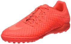 meet d9522 0cae9 Nike 2016 Hypervenom X Finale TF Futsal Shoes Soccer Football Orange  749888-688  Nike