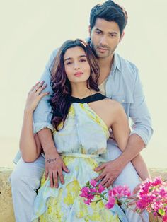I love you Varun and alia