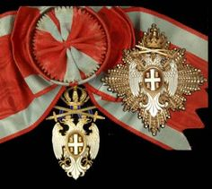 The OMSA Medal Database - Order of the White Eagle (post 1915 issue), Military Division, Grand Cross - OMSA