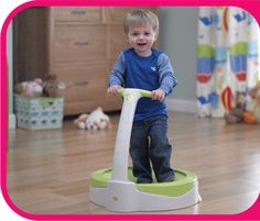 This looks like so much fun for toddlers!!