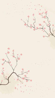 Papéis de parede fofos para celular da primavera
