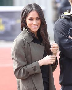4b0b8067249f2b Prince Harry, Patron of the Invictus Games Foundation and Meghan Markle  attend the UK Team Trials for the Invictus Games Sydney 2018 at the  University of ...