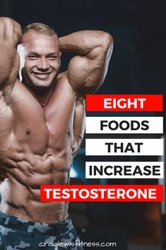 how to naturally boost your testosterone level