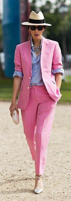 ♥Pink Suit
