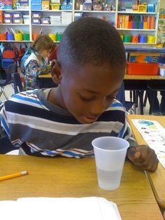 Fun in First Grade!: Solid, Liquid, or Gas?