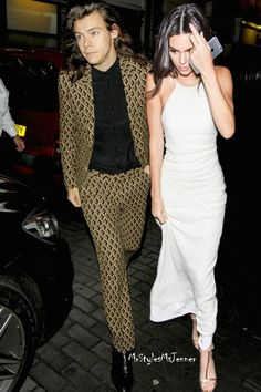 Harry Styles & Kendall Jenner : Photo