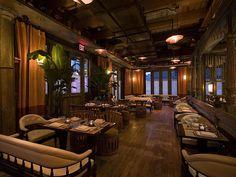 أفضل ديكورات مطاعم 2015 بالصور Restaurants Decor