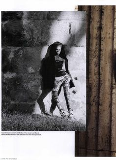 i-D Editorial Let's Go Behind That Rock and Get a Little Boulder..., Pre-Fall 2011 Shot #7