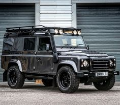 This is one Bad Ass Defender. #landrover #landroverdefender #defender110 #defenderadventure #carporn #carsofinstagram #carswithoutlimits #motivation #moddedcars #4x4 #amazingcars247 #drivetastefully #caroftheday #newoffice by gtmeister This is one Bad Ass Defender. #landrover #landroverdefender #defender110 #defenderadventure #carporn #carsofinstagram #carswithoutlimits #motivation #moddedcars #4x4 #amazingcars247 #drivetastefully #caroftheday #newoffice