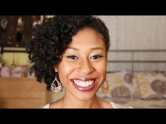 EP #13 Lazy Naturals®: Back-to-School Styles for Natural Hair - YouTube