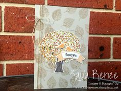 Welcome to another blog hop.   I am really excited to be working with the limited edition new Thoughtful Branches stamp set.   I have L...