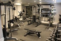 40+ Amazing Home Gym Ideas Will Motivated And Get Healthy