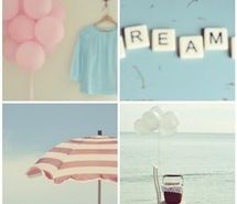 Inspiring picture ballon, beach, blue, dream, picnic. Resolution: 400x400 px. Find the picture to your taste!