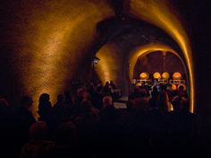 Miner Family Winery -- Concert in the caves