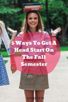 5 Ways To Get A Head Start On The Fall Semester Time To Hunt, Everything All At Once, Fall Semester, Summer Jobs, Class Schedule, College Hacks, Public Speaking, Head Start, Study Tips