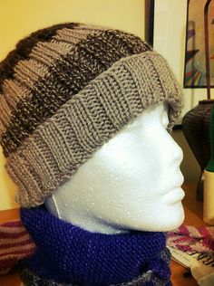 Ravelry: ljg456's A hat fit for a friend (boy)