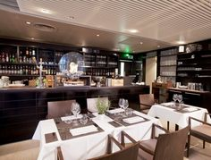 Restaurant Olo, Helsinki, Finland