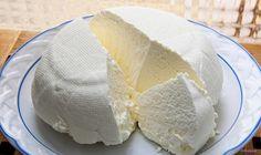 Mira que facil hacer un queso fresco con solo un litro de leche, un yogur y medio limon. Es muy fácil de preparar