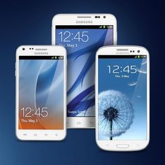 The happy family of the best smartphones in the world. Galaxy S2, Samsung Galaxy, Best Smartphone, Future Tech, Android, World, Happy Family, Note, Products