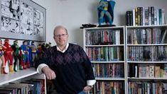 Mark Waid Comic Book Rooms, Comic Books Art, Dc Comics, Cool Socks, Awesome Socks, Marvel Dc Movies, Comic Book Storage, Mark Waid, Alabama