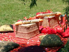 holiday picnic