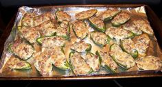 Jalapenos are easy to love and delicious to stuff and bake, fry or grill. There are tons of jalapeno popper recipes and these are my favorites. Plus they are low carb!
