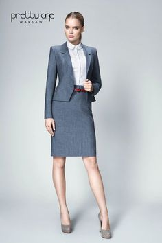 Skirt suits, uniforms, amazing dresses...: Photo