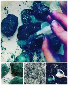 Create your own moon rocks & create a moon rock explosion! Super fun Science Experiment activity for kids!