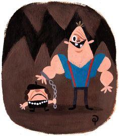 Mama Fratelli & Sloth - The Goonies