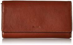Fossil Emma RFID Flap Wallet