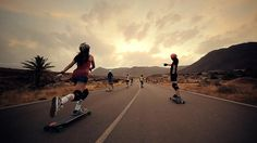 Endless Roads 1 - Yellow Horizons 03 by sk8cinema, via Flickr